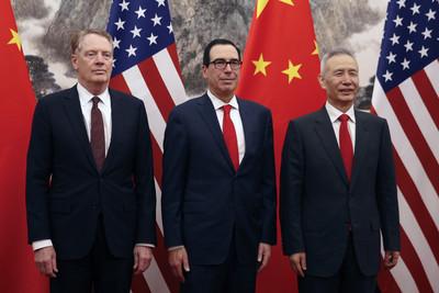 白宮證實 美中貿易談判10日重啟