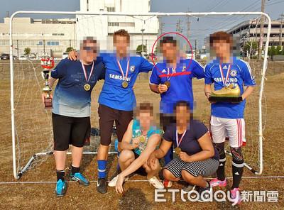 涉勒殺岳父母 「福井金童」曾奪日本地區足球冠軍