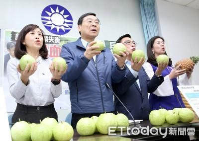 農產品產銷失衡無解 藍委怒轟陳吉仲