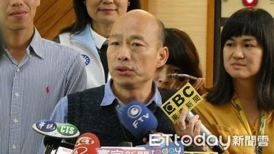 市民不支持參選 韓:也是我擔憂的