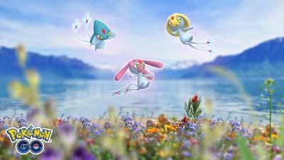 《Pokémon GO》三湖神來了