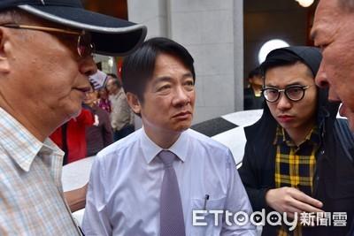 民進黨為總統初選吵翻 賴清德:肯定黨中央維持民主的用心