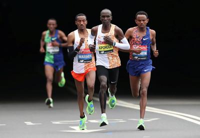馬拉松禁非裔選手 主辦:為他們好