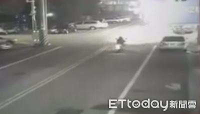 強光射進眼 男2度酒駕「撞死違規行人」無罪