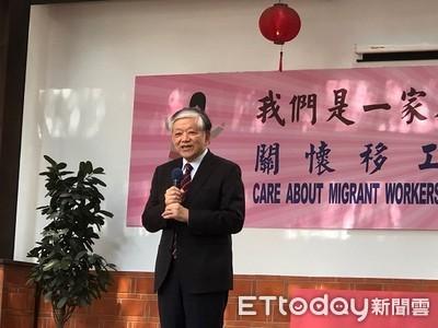 徐國勇:外籍工作證更名「移工」