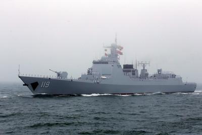 解放軍4軍艦演訓後 又有2艘再穿宮古海峽