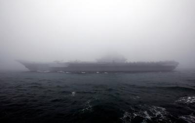 遼寧號行經宮古海峽 日:恐是海上訓練