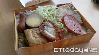 便當「有菜有肉」 ≠營養!4大肥胖陷阱曝