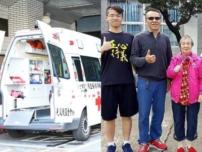 暖爸為捐血甩30kg!隔天卻腦出血過世
