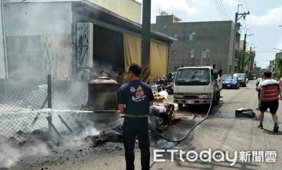 救護員遇火警 立馬轉成「消防員」模式