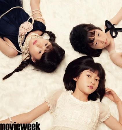 ▲金賽綸家3姊妹。(圖/翻攝自韓網)