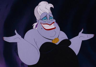 迪士尼釋出「12星座反派版」 紅心皇后暴躁像牡羊、烏蘇拉記仇如天蠍