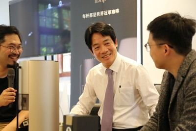 獨/賴清德訪日將見東京知事、安倍胞弟層級