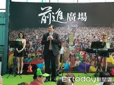 王定宇服務處成立 王正坤醫師站台力挺