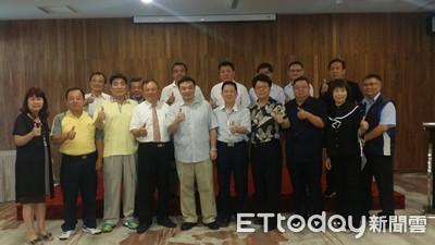 大台南市政倡議發展聯盟成立 高思博任理事長