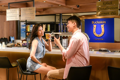 台北101小酒吧 鮮啤酒買一送一