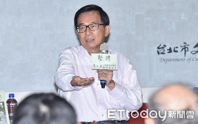快訊/扁澄清媒體「手抖」質疑 頻點名柯文哲背書
