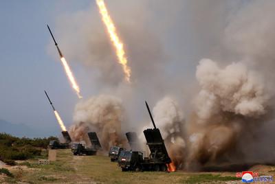 北韓無預警試射 逼美上談判桌