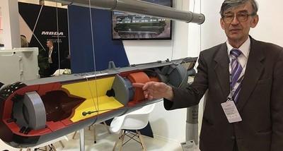俄展示新型反潛航空炸彈「Zagon-2E」