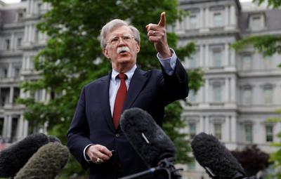 針對伊朗!美部署「航母+轟炸機」赴中東