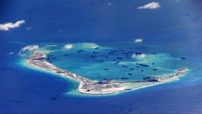 美五角大廈批評中國在南海試射