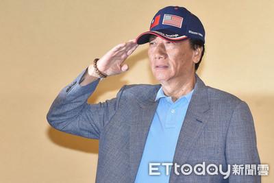 郭台銘專訪透露 「鴻海大陸部份產線移到高雄」