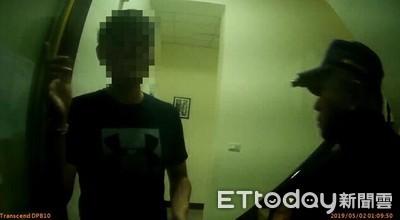 男子臉書直播自殘 員警即時搶救送醫