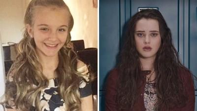 追完Netflix劇上傳「雙腳懸空照」!12歲少女遺書列6條原因,上吊亡