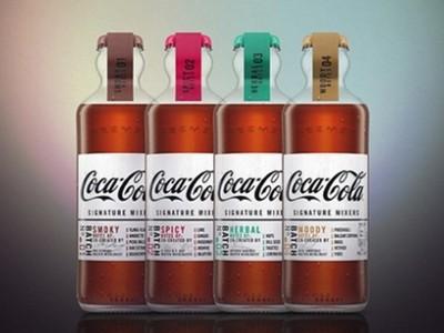 可口可樂首款限定「酒味可樂」