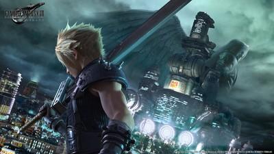 玩家爆料Sony將公開《FF7》新消息