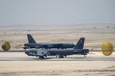 美確定派B-52轟炸機赴中東!