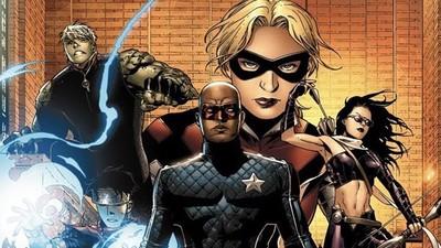 新一代復仇者?漫畫原作看「英雄們的後代」 鷹眼二代、蟻人女兒成夥伴
