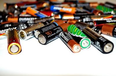 10月底前至2超商回收乾電池 每半公斤可折11元