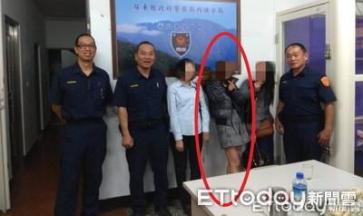 短裙辣妹進摩鐵輕生 警方一招讓她尖叫「手比愛心」