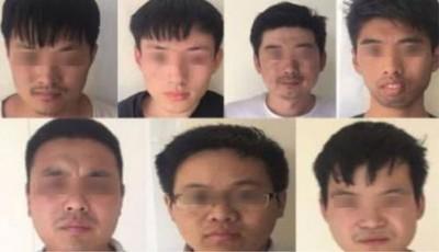 11名陸男販賣婦女於巴基斯坦被捕