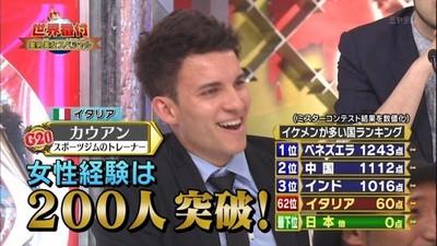 這張圖證明日本男人是世界上最醜的?