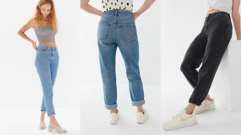 女孩必备的六大类型丹宁裤 男友裤、喇叭裤看身型穿才不会出错