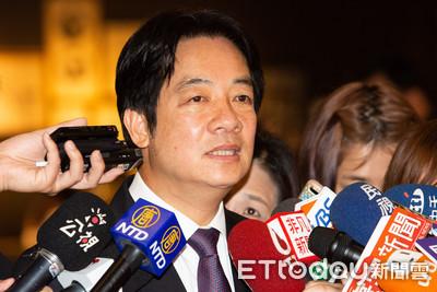 賴清德:核食公投不代表台灣民眾對日本食品真正態度