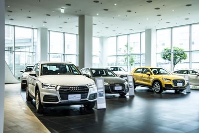 Audi新車到港,競爭力大幅提升