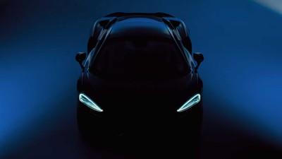 麥拉倫新GT跑車將於5月15日亮相