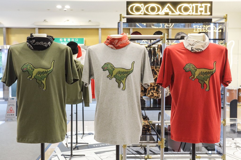 ▲▼COACH Rexy Capsule Collection。(圖/COACH提供)