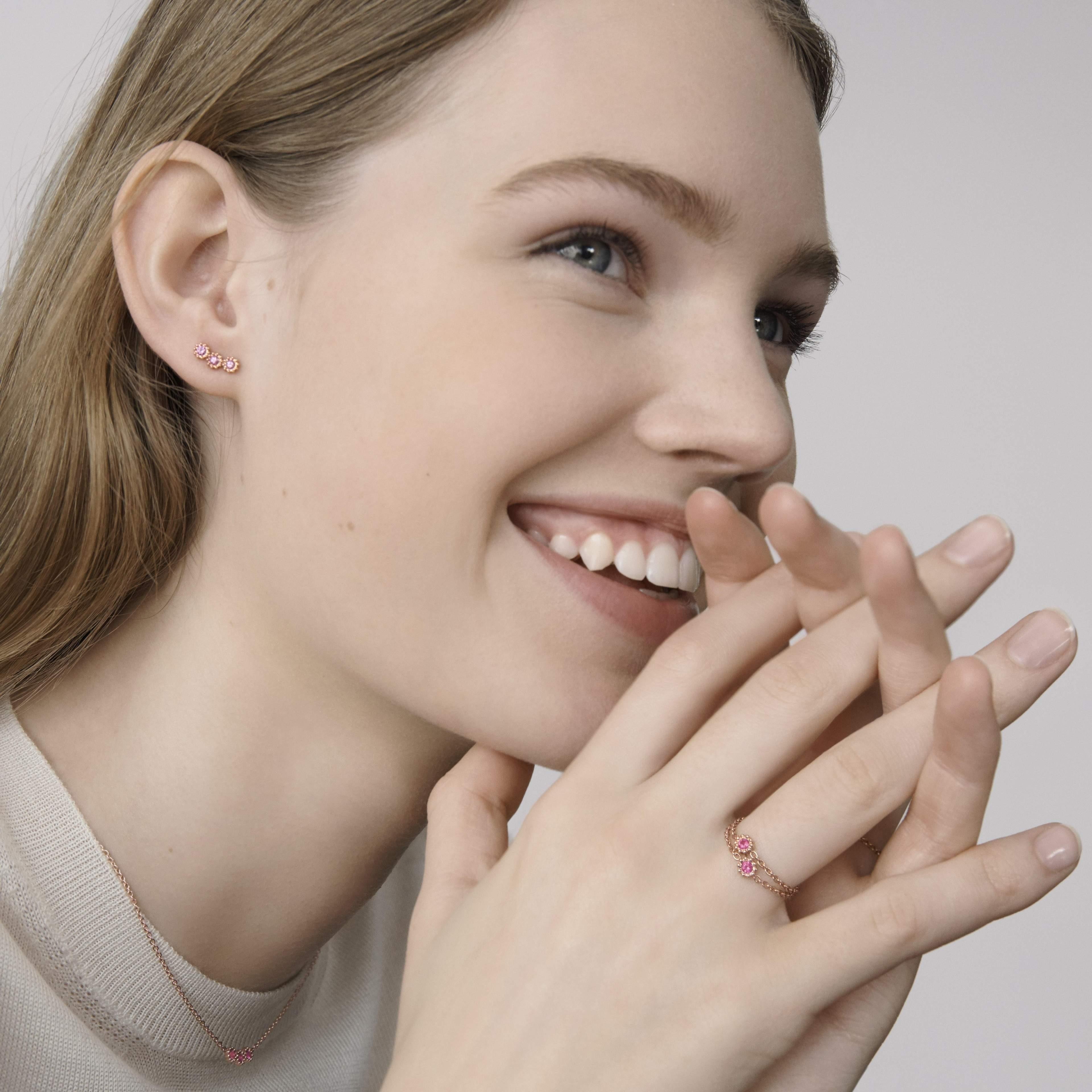 Dior推3万元有找的钻戒 当贴身幸运物刚刚好