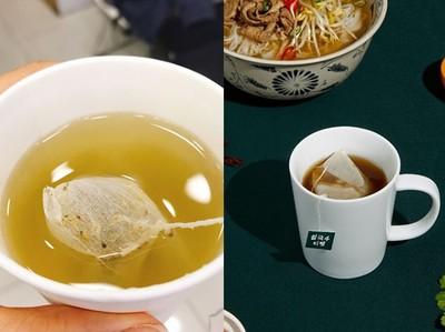 南韓PALKIN 推瘦身熱湯茶包!