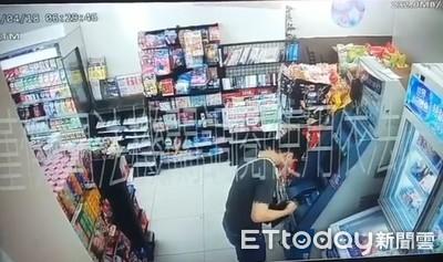 超商也能撿到槍!「金魚腦男」領完錢槍丟旁秒忘記