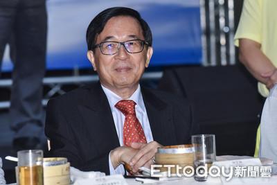 蔡初選民調勝三方 扁打死不相信