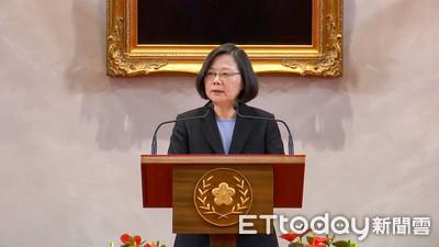 韓國瑜鬆口選總統「高雄辦公」 蔡英文酸:先把質詢處理好