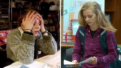 起床就失憶!少女被朋友絆倒撞破頭 爸媽重複幫寫日記快絕望了