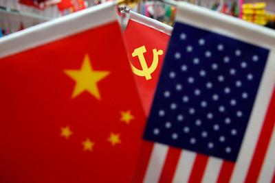 中美貿易戰 加稅是第一步