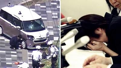 孩子們死了「你有話要說嗎!」 幼兒牽手散步遭猛撞,園長被記者圍剿