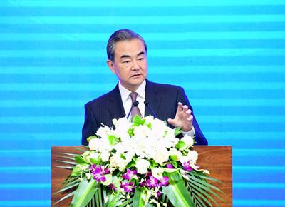 王毅:堅決反對近來美涉台消極言行